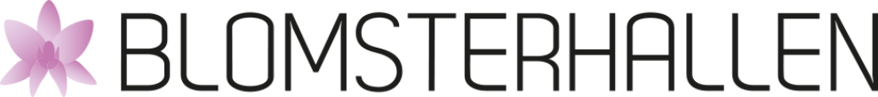 Blomsterhallen Logotyp