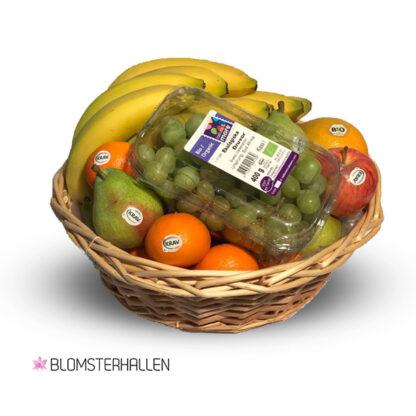Ekologisk fruktkorg att beställa