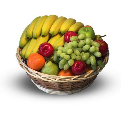 Vår klassiska fruktkorg