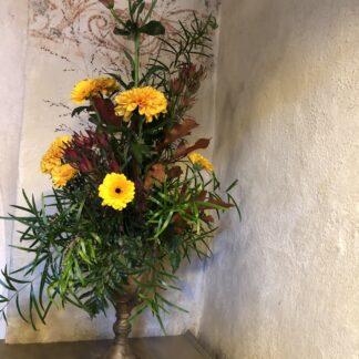 Blomsterarrangemang Snittblommor